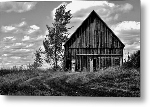 Ridge - Sentinel Winds - Blow - Canada Metal Print