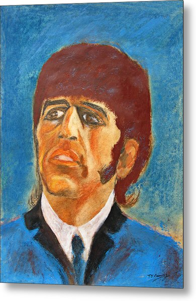 Ringo Metal Print by Tom Conway