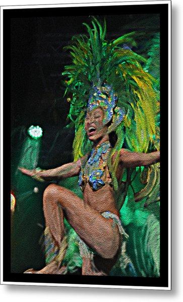Rio Dancer I B  Metal Print