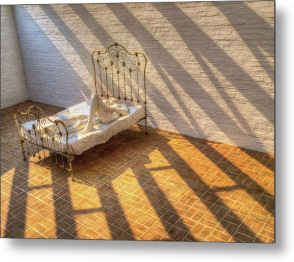 Metal Print featuring the photograph Rise And Shine by Paul Wear