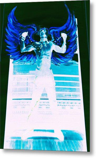 Rising Angel Metal Print