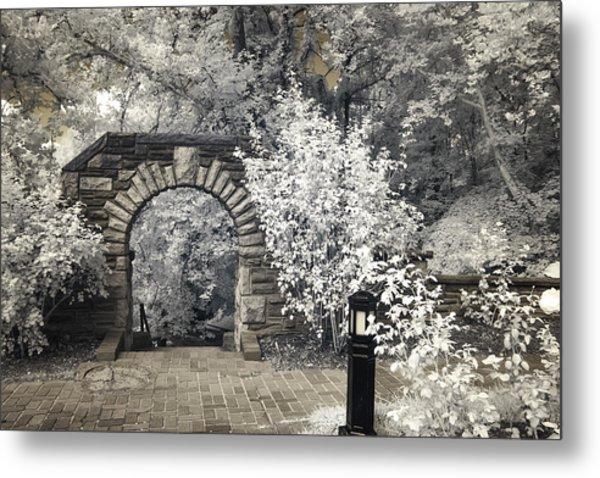 Ritter Park Arch Metal Print