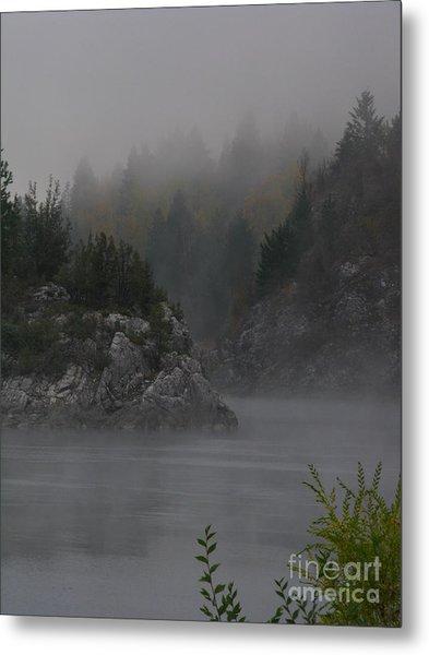 River Island Metal Print