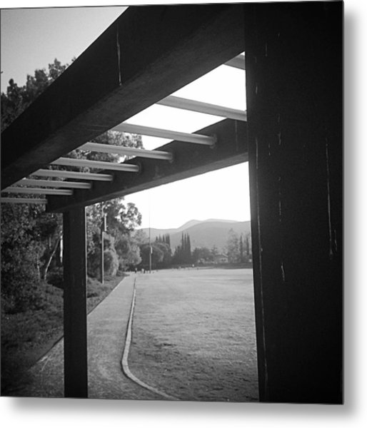Road Before You Metal Print by Melissa Labnow