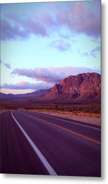 Robert Melvin - Fine Art Photography - Highway 159 Metal Print