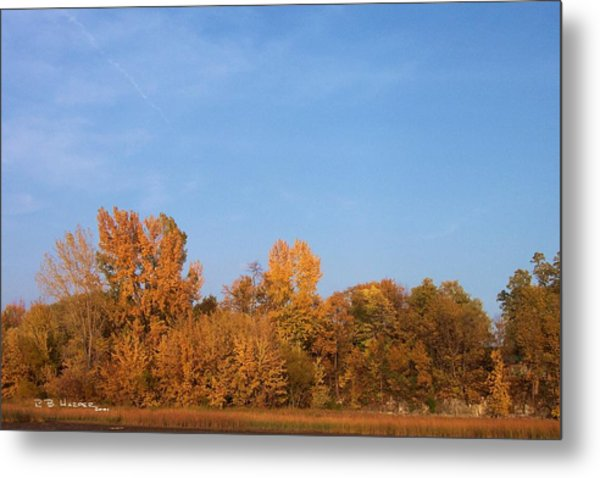 Rock River Bay II Metal Print