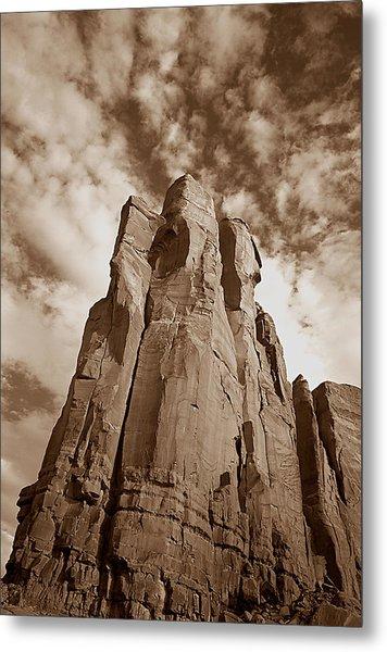 Rock Tower Metal Print