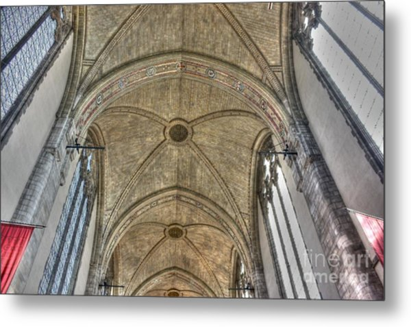 Rockefeller Memorial Chapel Metal Print by David Bearden
