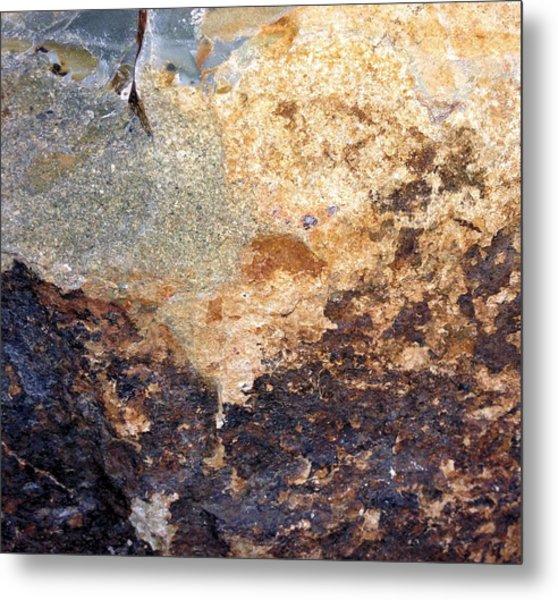Rockscape 2 Metal Print