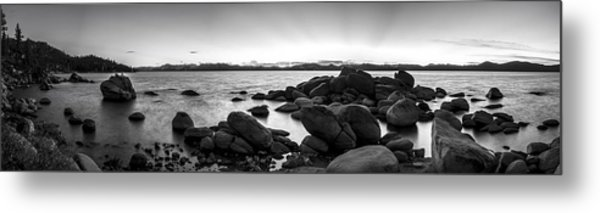 Rocky Dreams Metal Print