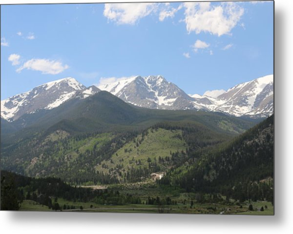 Rocky Mountain National Park - 3  Metal Print