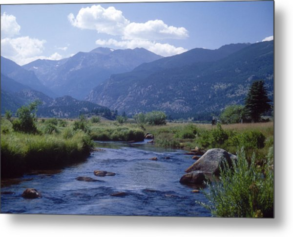 Rocky Mountain National Park Metal Print
