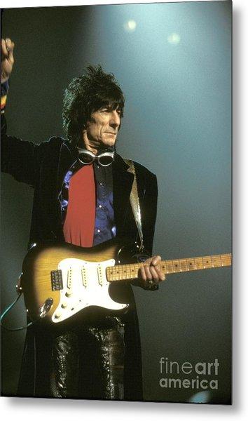 Rolling Stones Metal Print