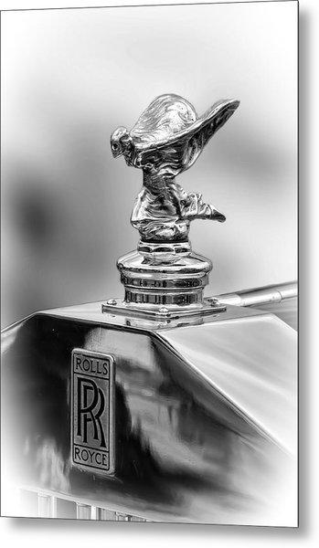 Rolls Royce Metal Print
