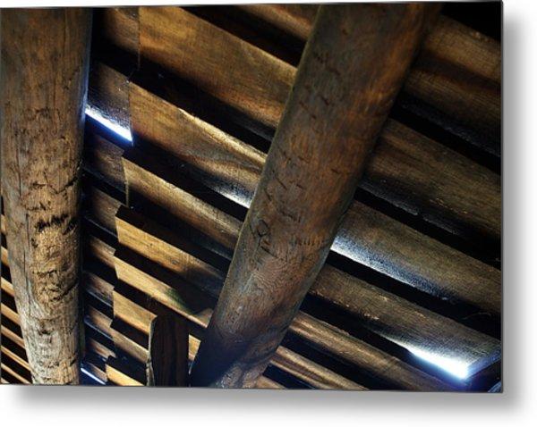 Roofage Metal Print