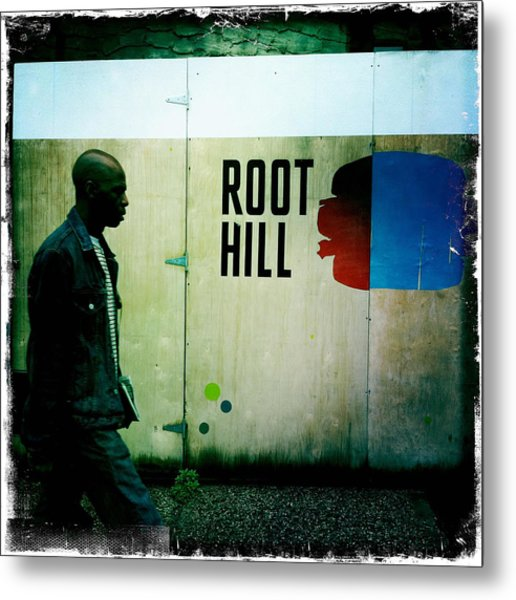 Root Hill Metal Print