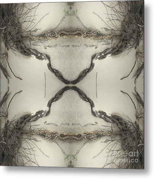 Roots Four Metal Print by Carina Kivisto