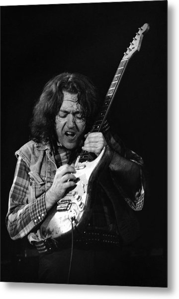 Rory Gallagher 1 Metal Print