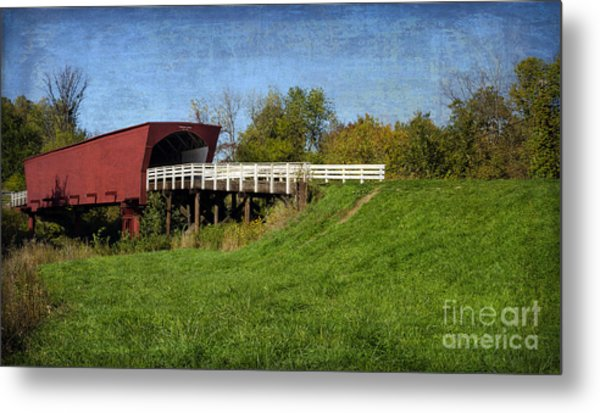 Roseman Bridge Metal Print