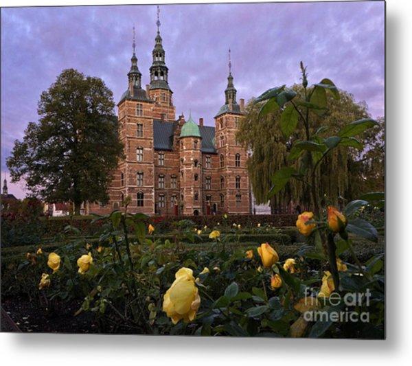 Rosenborg Castle Metal Print