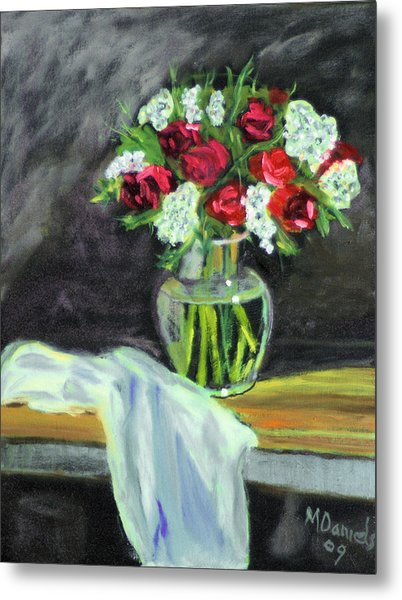 Roses For Mother's Day Metal Print