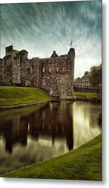 Rothesay Castle Metal Print