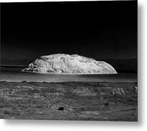 Rough African Landscape Metal Print by Guillermo Hakim