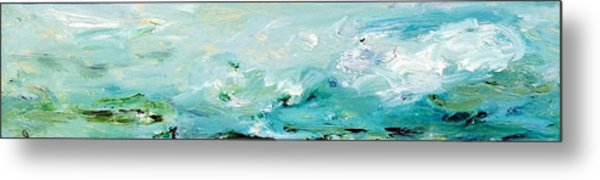 Rough Waters Metal Print