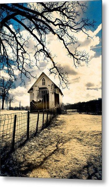 Rural Americana #2 Metal Print