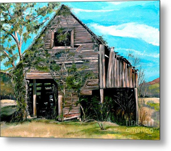 Rustic Barn - Mooresburg - Tennessee Metal Print