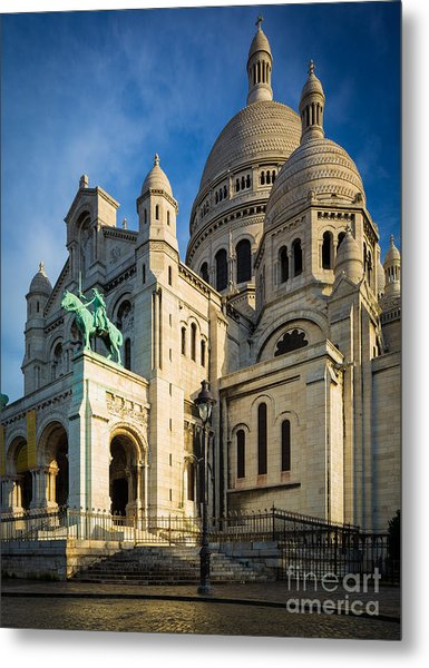 Sacre Coeur At Dawn Metal Print