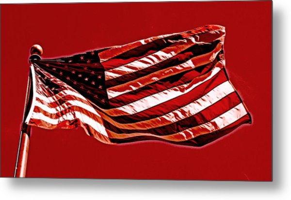 Sacrifice Of The Wounded And Fallen 2013   Metal Print