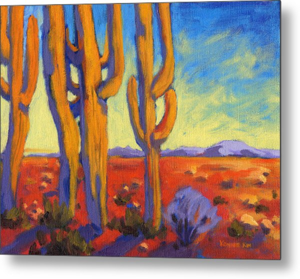 Desert Keepers Metal Print