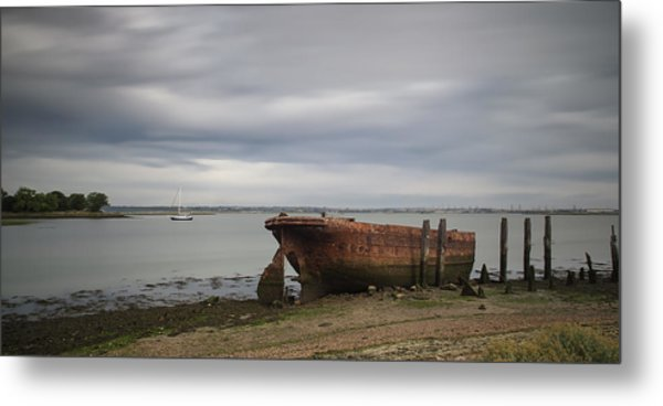 Sail Away Metal Print by Nigel Jones