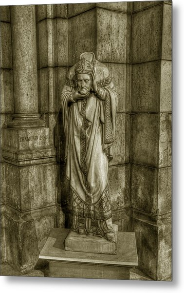 Saint Denis Metal Print