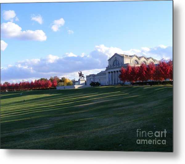 Saint Louis Art Museum Metal Print