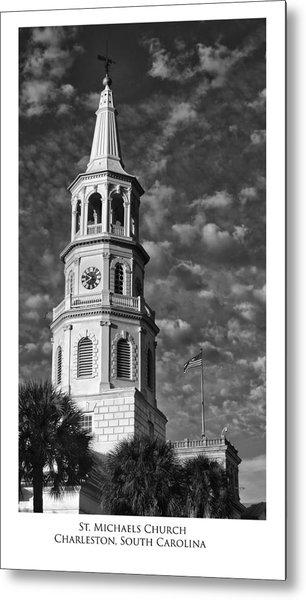 Saint Michaels Church Metal Print
