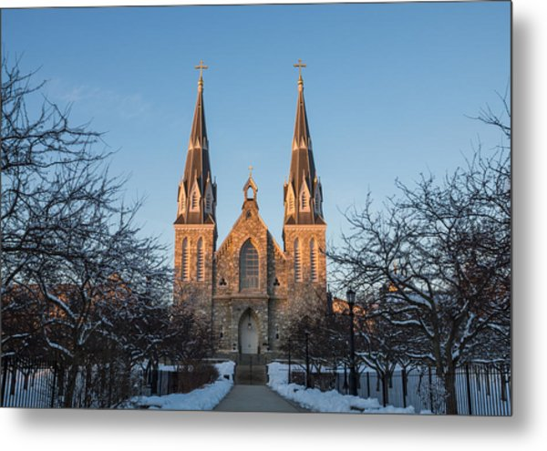 Saint Thomas Of Villanova Metal Print