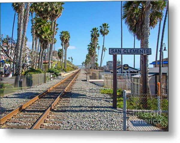 San Clemente  Metal Print by Baywest Imaging