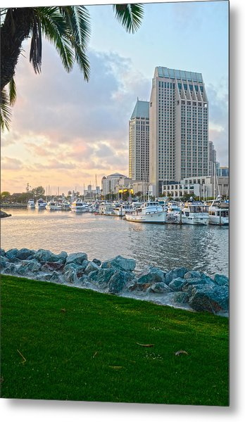 San Diego Beauty Metal Print by Andrew Kasten
