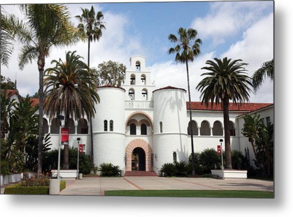 San Diego State University Metal Print