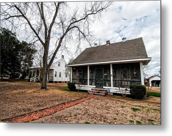 Sanchez Home 3 Metal Print
