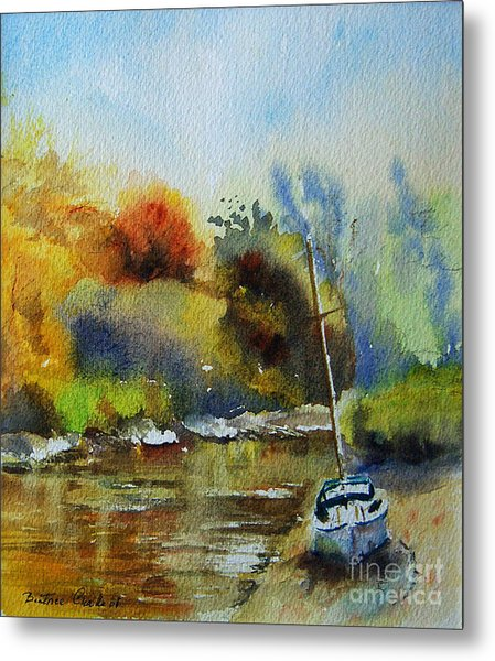 Sandwich Kent The Stour Metal Print