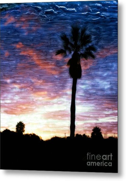 Santa Barbara Sunrise Metal Print
