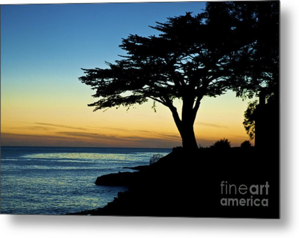 Santa Cruz California 3 Metal Print
