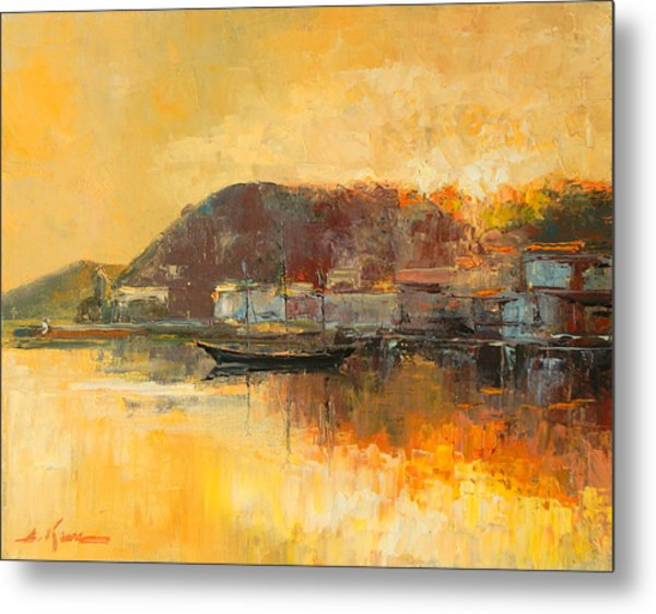 Santa Margherita Metal Print