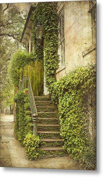 Savannah Doorway 1 Metal Print