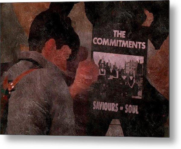 Saviours Of Soul Metal Print