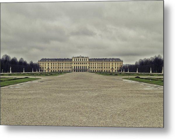 Schonbrunn Palace Metal Print