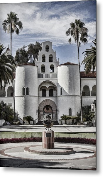 Hepner Hall Metal Print